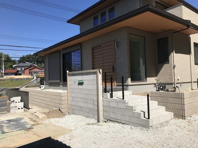 日進市 N様邸 住友林業緑化 新築外構工事