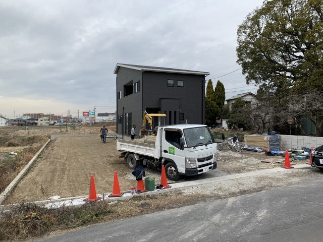 瀬戸市 新築外構工事 ネクストイノベーションアクティエ